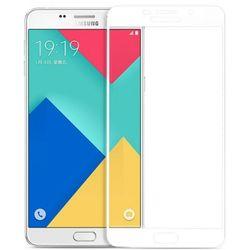 Защитное стекло Samsung A320 WHITE (5D )