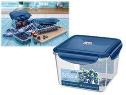Контейнер герметичный Phibo Brilliant 1.7l, 16X16X10cm, сини