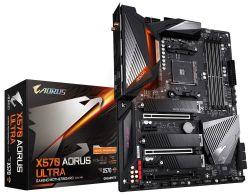 Видеокарта Gigabyte X570 Aorus Ultra