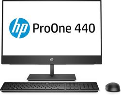 cumpără Monobloc PC HP ProOne 440 G4 FullHD IPS +W10 Pro (5JN73ES#ACB) în Chișinău
