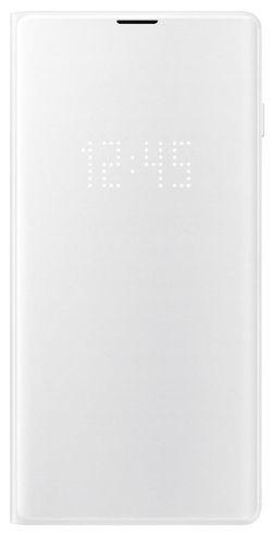 cumpără Husă telefon Samsung EF-NG973 LED View Cover S10 White în Chișinău