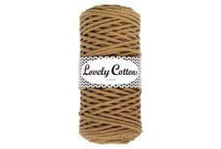 Cord 3 mm, Dark Beige