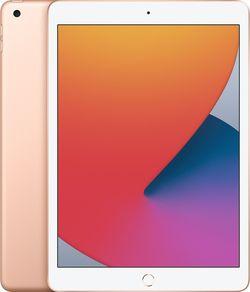 cumpără Tabletă PC Apple iPad 10.2 (8gen) 32GB WiFi Gold (MYLC2) în Chișinău