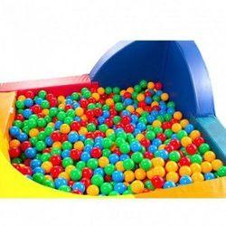 Мячики для сухого бассейна (100 шт.) d=9 см 06154 (3715)