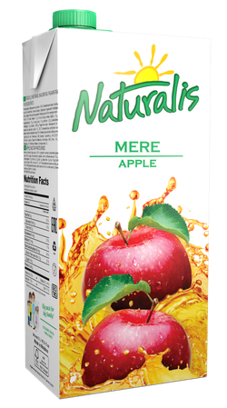 Naturalis нектар красное яблоко 2 Л