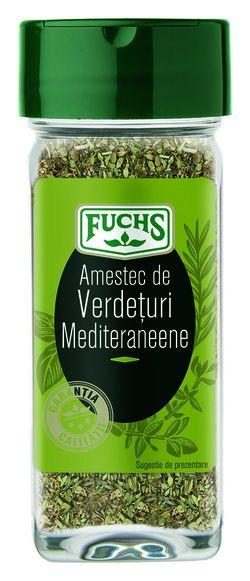 Средиземноморская смесь Fuchs стекло\доза 16г