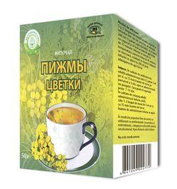 ПИЖМЫ ЦВЕТКИ, фиточай 50 г