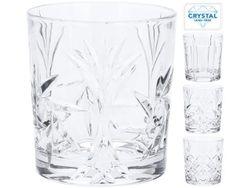 Pahar pentru whisky din cristal 300ml, D8cm, H9cm