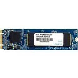 .M.2 SATA SSD 240 ГБ Apacer AST280 «AP240GAST280» [80 мм, R / W: 520/495 МБ / с, 84K IOPS, Phison S11, TLC]