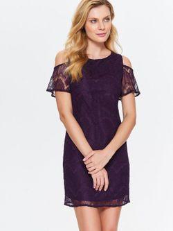 Платье TOP SECRET Бордо ssu2028