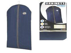 Husa pentru haine 65X100cm din materie, albastru