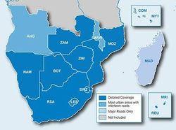 купить Аксессуар для автомобиля Garmin City Navigator Southern Africa NT в Кишинёве