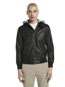 Куртка Tom Tailor Чёрный tom tailor 1016549