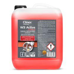 Clinex W3 Active Shield 5л чистка и защита стали