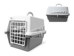 Container pentru 50X33X19cm animale max 8kg, plastic