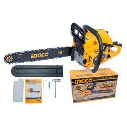 Бензопила цепная 1.8kW INGCO GCS5451811