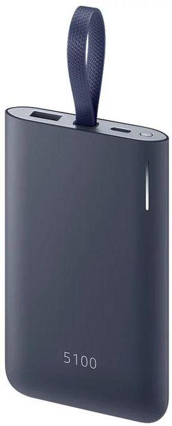 cumpără Acumulatoare externe USB Samsung Power Bank EB-PG950, 5100 mAh, Blue în Chișinău