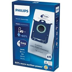 Vacuum Cleaner Bag Philips FC8021/03 Suitable for VC Philips S-bag