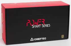 Power Supply ATX1450W Chieftec POWER SMART GPS-1450C, 80+ Gold