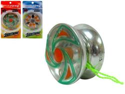 Игрушка Yo-yo светящаяся