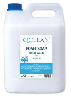 Săpun spumă QClean 5l