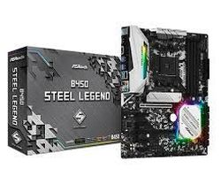 MB AM4 ASRock B450 STEEL LEGEND  ATX