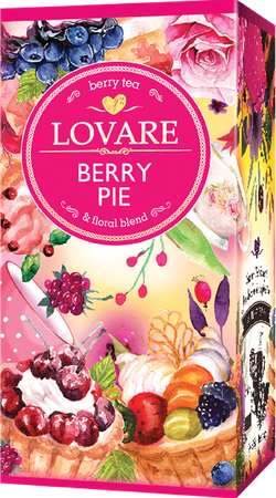 Lovare Berry Pie 24p