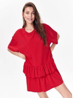 Платье TOP SECRET Красный ssu2361