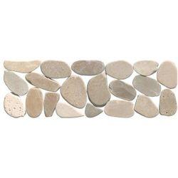 Mosaico FASCIA RIVER BEIGE 10x30