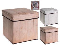 Табурет-ящик для хранения 30X30cm