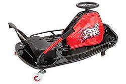 купить Самокат Razor 25173860 Ride-On Crazy Cart - Black Intl в Кишинёве