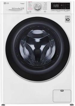 cumpără Mașină de spălat frontală LG F4V5VS0W Steam în Chișinău