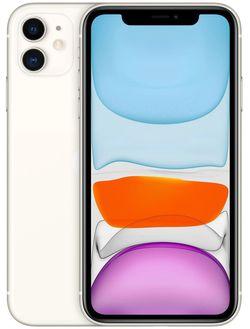 cumpără Smartphone Apple iPhone 11 128Gb White (MWM22\MHDJ3) în Chișinău