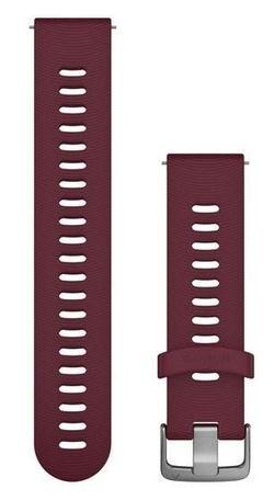 купить Аксессуар для моб. устройства Garmin Replacement Band,Forerunner 645, Cerise в Кишинёве