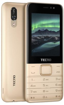cumpără Telefon mobil Tecno T474 Champagne Gold în Chișinău