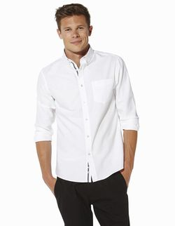 Рубашка Celio Белый celio taille caelbow blanc