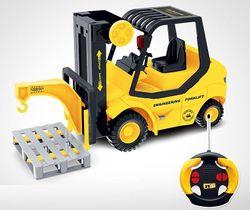 Jucărie teleghidată Wenyi 1:14 Forklift Truck (WY1070A)