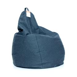 Fotoliu - sac Bean Bag Para, gri inchis