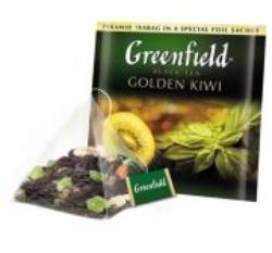 Ceai Greenfield Golden Kiwi