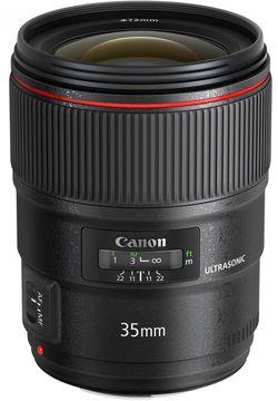 cumpără Obiectiv Canon EF 35 mm f/1.4L II USM în Chișinău
