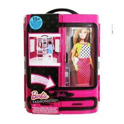 Dulap Barbie pentru haine de papusi, cod DMT57