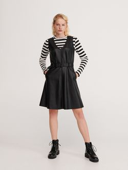 Платье RESERVED Чёрный xd657-99x