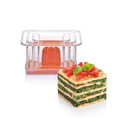 Формочки для формования пищевых продуктов PRESTO FoodStyle, квадраты, 3 шт.