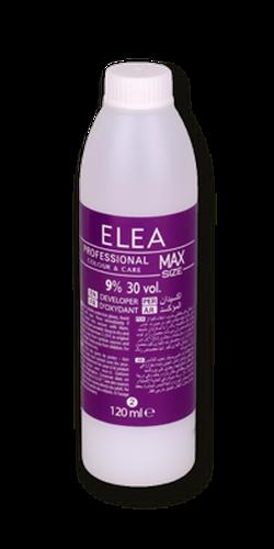 Emulsie de oxidare, SOLVEX Elea Max, 120 ml., 9%