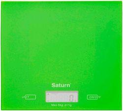 cumpără Cântar de bucătărie Saturn ST-KS7810 Green în Chișinău