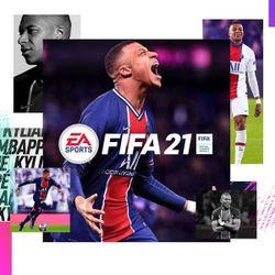 купить Игра PlayStation FIFA 21 (PS4) в Кишинёве