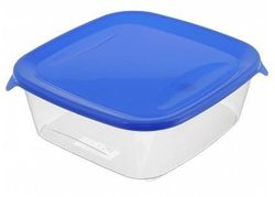 cumpără Container alimentare Curver 182263 Fresh&Go patrat 0,8l albastru în Chișinău