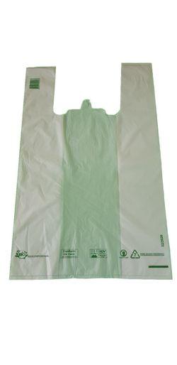 Punga bio compostabila 33*54cm