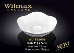 Salatiera WILMAX WL-992606 (pentru gustari 7,5 cm)