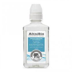 Алтайбио «Липа-Календула» Ополаскиватель для полости рта для чувствительных зубов , 200 мл